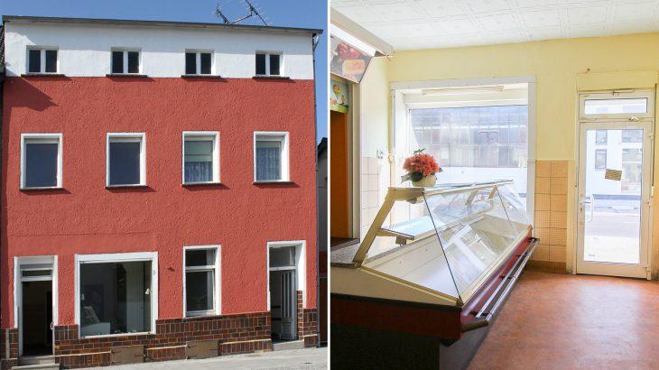Wohn- und Geschäftshaus in 39218 Schönebeck - Ladengeschäft